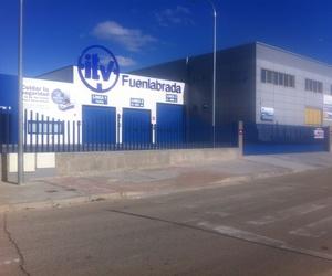 Construcción de naves industriales en Madrid Sur
