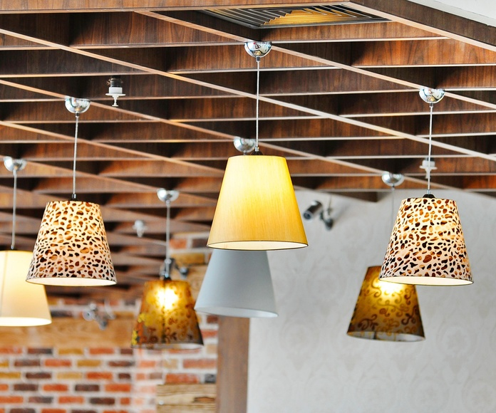 Iluminación para terrazas de restaurantes y bares: Catálogo de Ilumigal