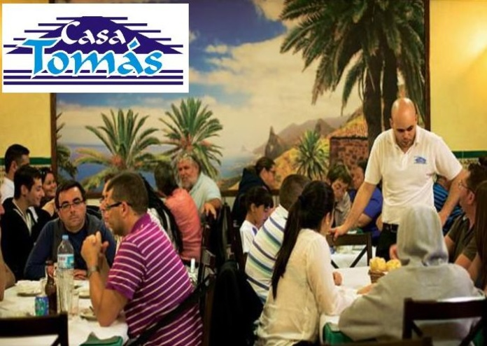Restaurante celebraciones en Tenerife: Carta de Restaurante - Bodegón Casa Tomás