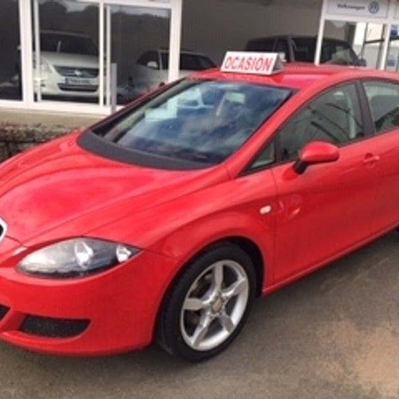SEAT LEON 1.9 TDI REFERENCE: Coches de Evolutions Cars