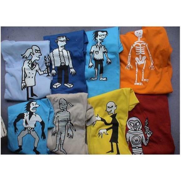 Impresión de camisetas, chapas, imanes...: Servicios de El Rapidillo, S.L.