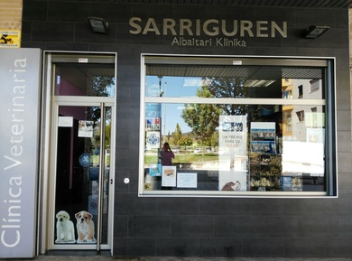 Clínica veterinaria en Pamplona