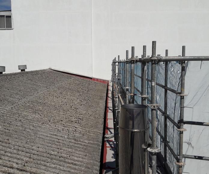 Cimentaciones y Estructuras: Servicios de Traymo Construcciones y Reformas