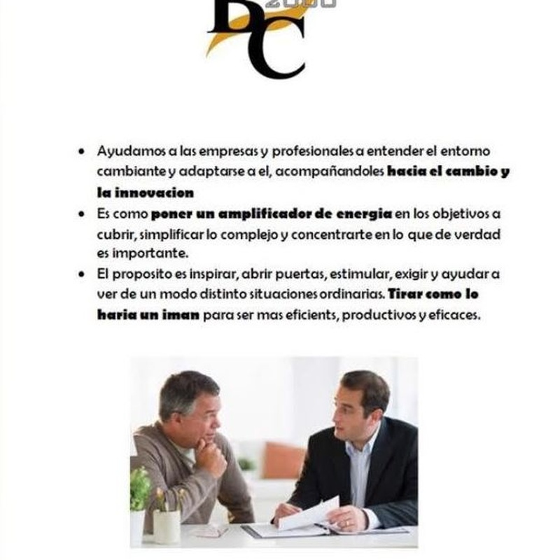 Mentoring : Servicios  de BC 2000 Asesores