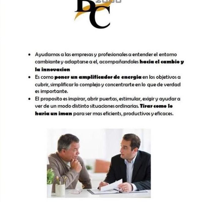 Mentoring : Servicios  de BYB Consulting
