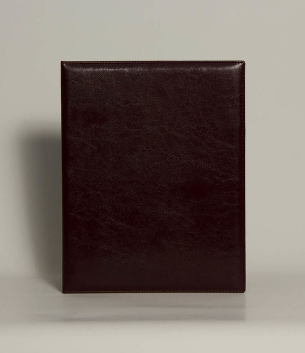PortaDocumentos PD-01558: Catálogo de M.G. Piel Moreno y Garcés