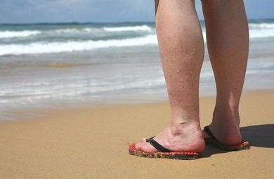Diez consejos para mejorar la circulación de las piernas