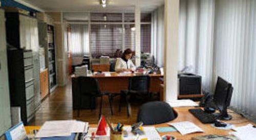 Interior de la asesoría