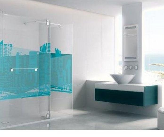 Mamparas de baño en Gijón