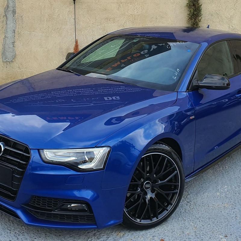 Audi A5 Sline Plus: Venta de vehículos de Luxury Cars DG