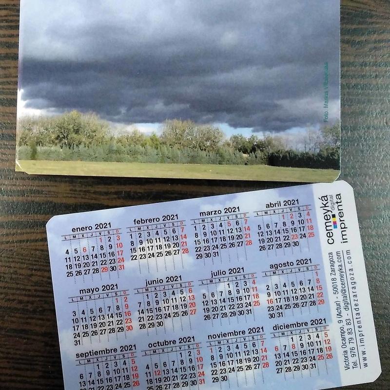 Calendarios BOLSILLO: Servicios de Cemeyka Digital