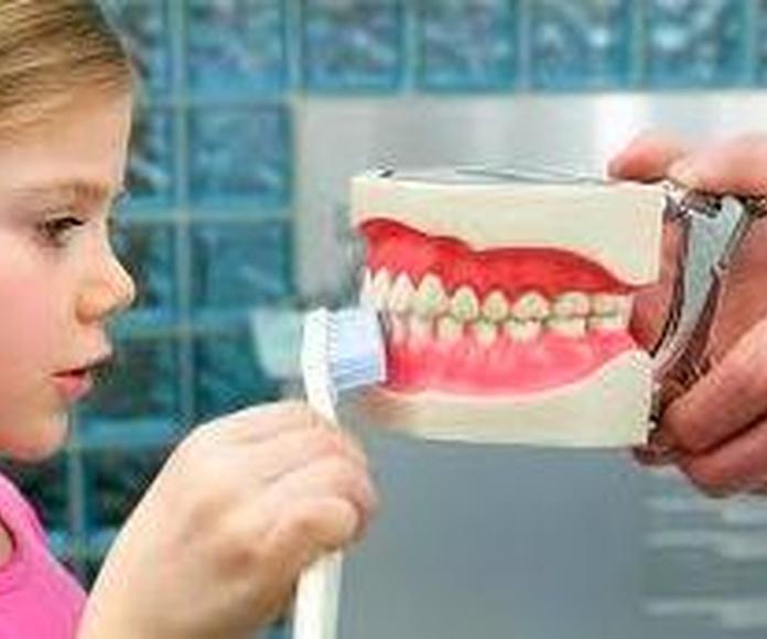 Odontopediatría: Tratamientos de Maite Pérez Corrales