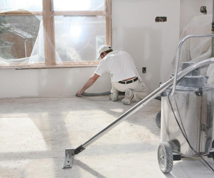 Limpieza fin de obra: Servicios de Basklean