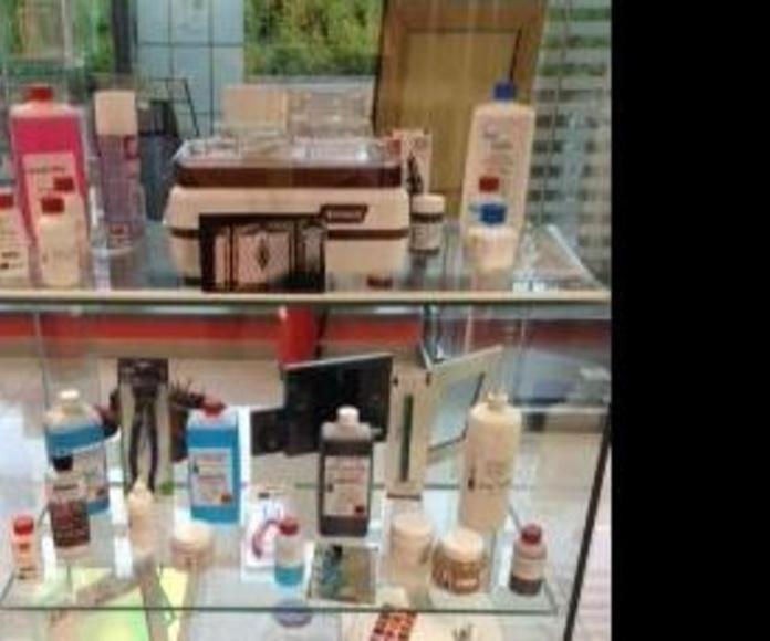 Accesorios: Productos de Cristalerías Formas - León