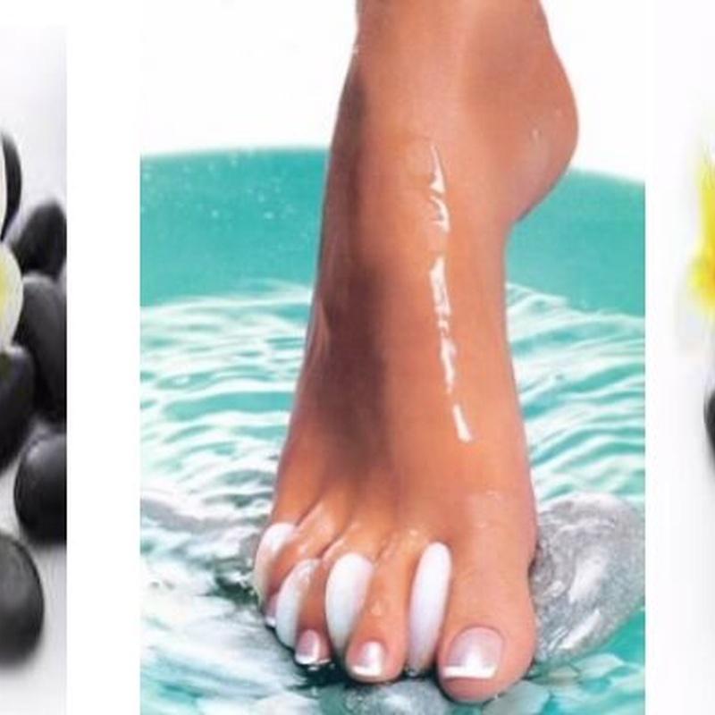 Pedicura básica: Tratamientos de Rosana Montiano - Salón de Belleza