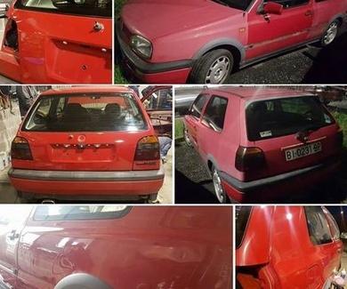 VW Golf 3 GTI - Detallado