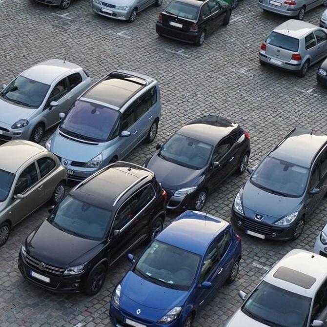 Consejos para aparcar bien en línea y en batería