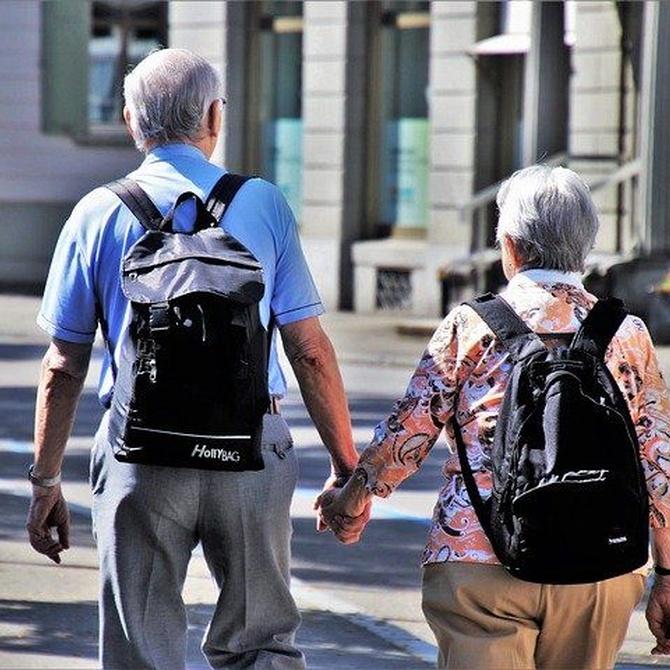 Beneficios de la actividad física en personas mayores