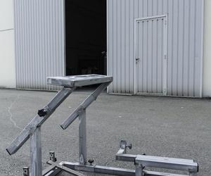 Trabajamos con materiales de gran calidad y durabilidad, resistentes