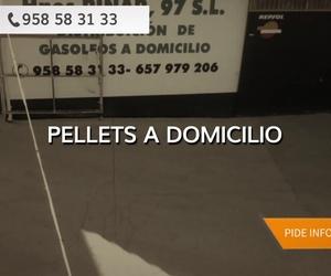 Gasoil a domicilio en Granada | Hermanos Piñar 97