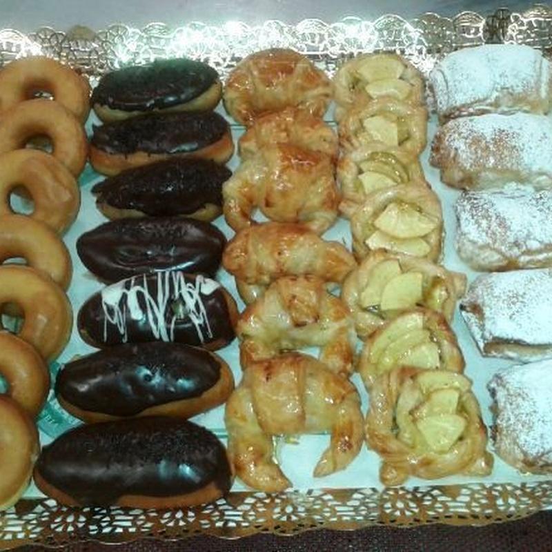 Bollería y pastelería: Productos y Servicios de Pantarajal