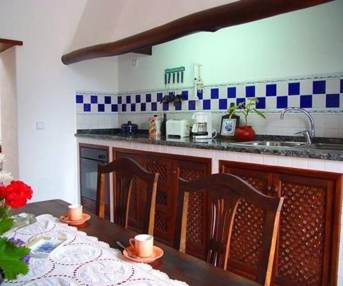 Apartamento A: Apartamentos y estudios de Finca Isabel