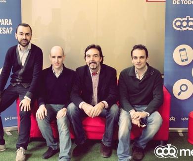 Resumen del primer Activa Internet en el garAJE de Madrid