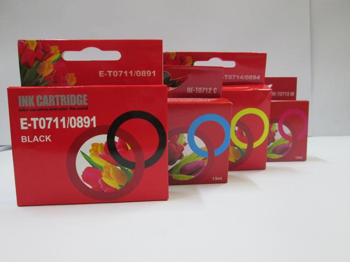 Cartucho compatible Epson