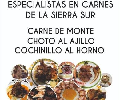 Reserva para comidas y cenas de empresa en Frailes en Restaurante Angelillo
