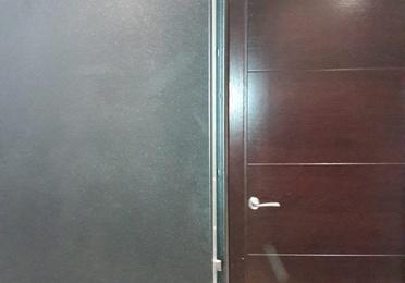Puertas blindadas y de seguridad