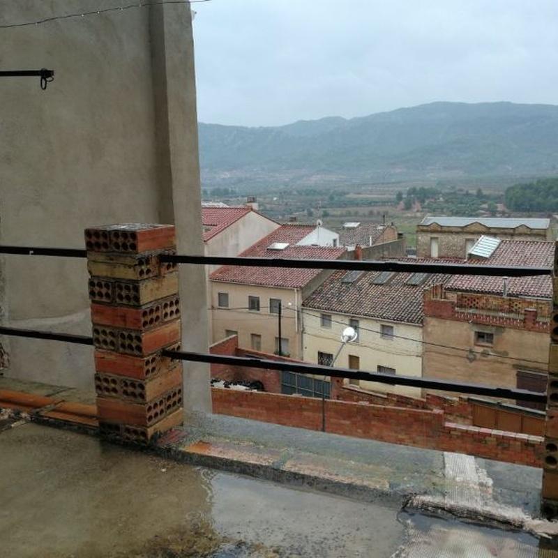 Ref.- U-496 - Venta Casa en Corbera D`Ebre: Inmuebles y fincas de Immobles Priorat
