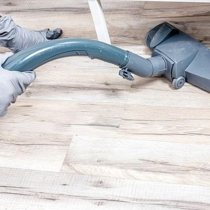 Recomendaciones para la limpieza tras una obra