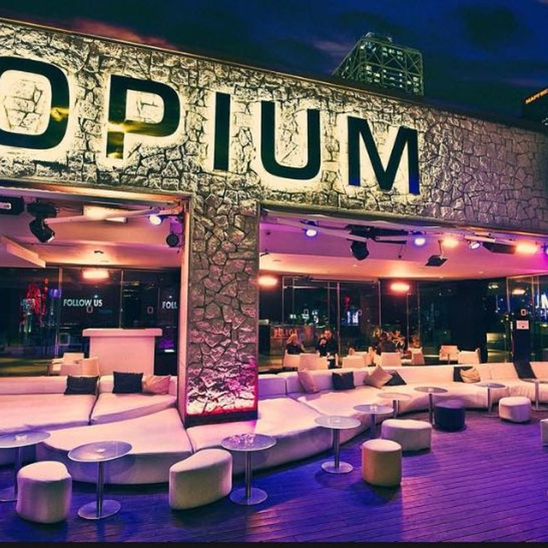 Opium Barcelona: Discotecas y salas de fiesta de Grupo Costa Este