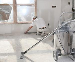 Servicio de limpieza de fin de obra en Jaén