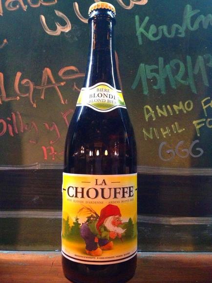 Chouffe Doble Ipa (9%)