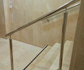 Mamparas de protección: Productos y Servicios de Cristalería Levantina
