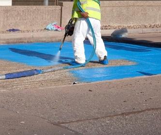 Pavimentos continuos: Servicios de AGM Reparaciones y Mantenimientos