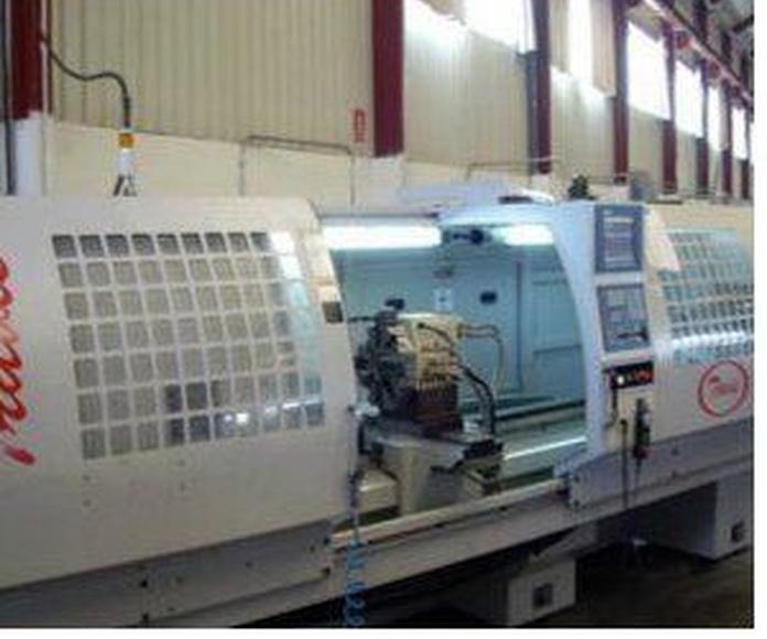 Mecanizados por C.N.C.: Nuestros Proyectos de COMAEM S.A.