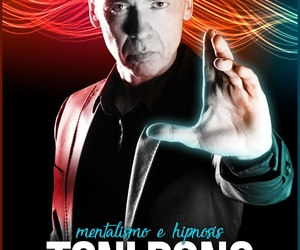 Hipnosis y mentalismo con Toni Pons