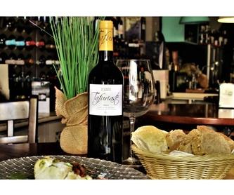 Menú del día: Nuestra carta de Restaurante Bodegón Tapias