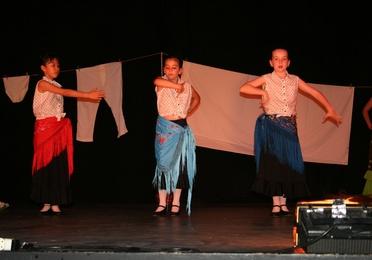 Danza española infantil