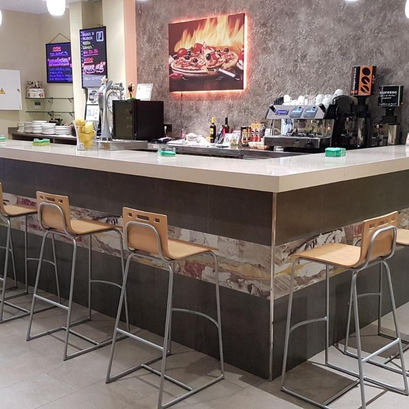 Instalaciones de Pizzería Girasol en Siscar: Productos y servicios de Comume