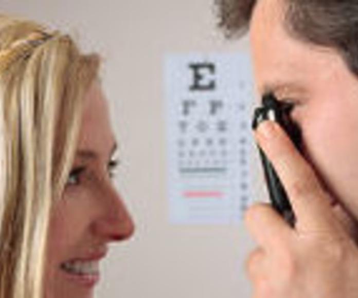 Salud ocular en Hortaleza
