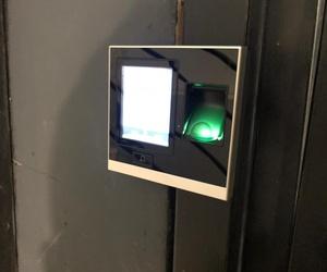Control de Acceso con cierre electrónico