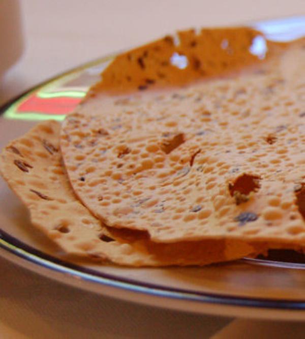 Degustación: Carta de Restaurante Indio Ganges