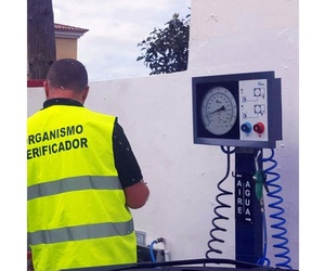 Verificación de manómetros analógicos