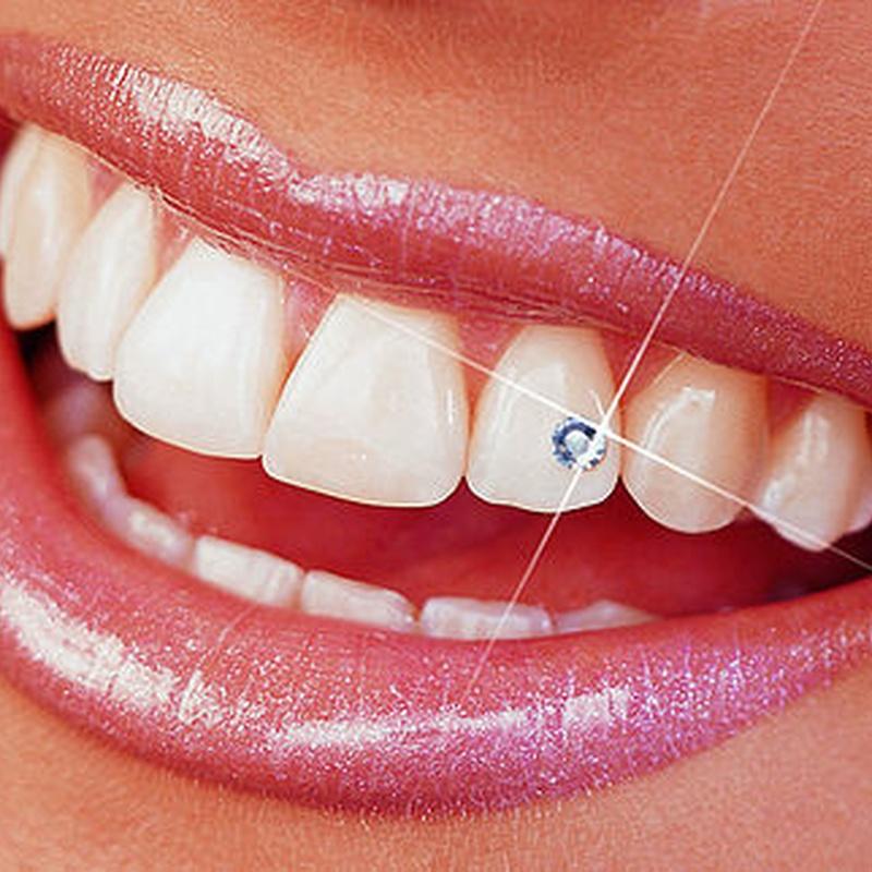 BRILLANTES PARA LOS DIENTES: Catálogo de Policlínica Dental Val de Monterrei