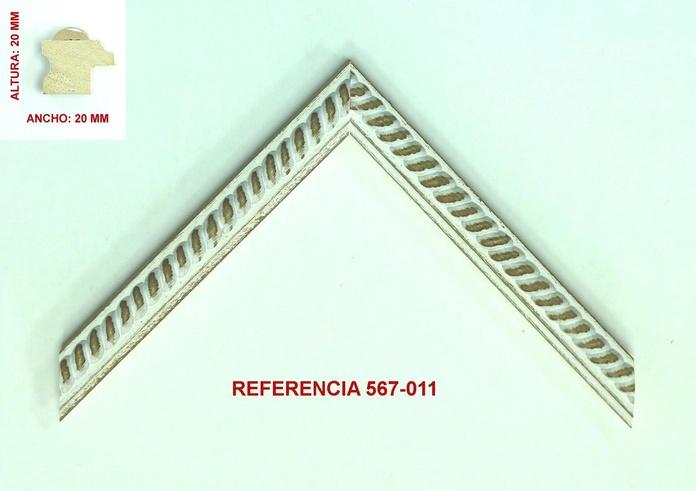 REF 567-011: Muestrario de Moldusevilla
