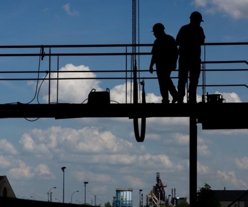 Los trabajos verticales