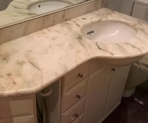 Encimeras de baño Zaragoza